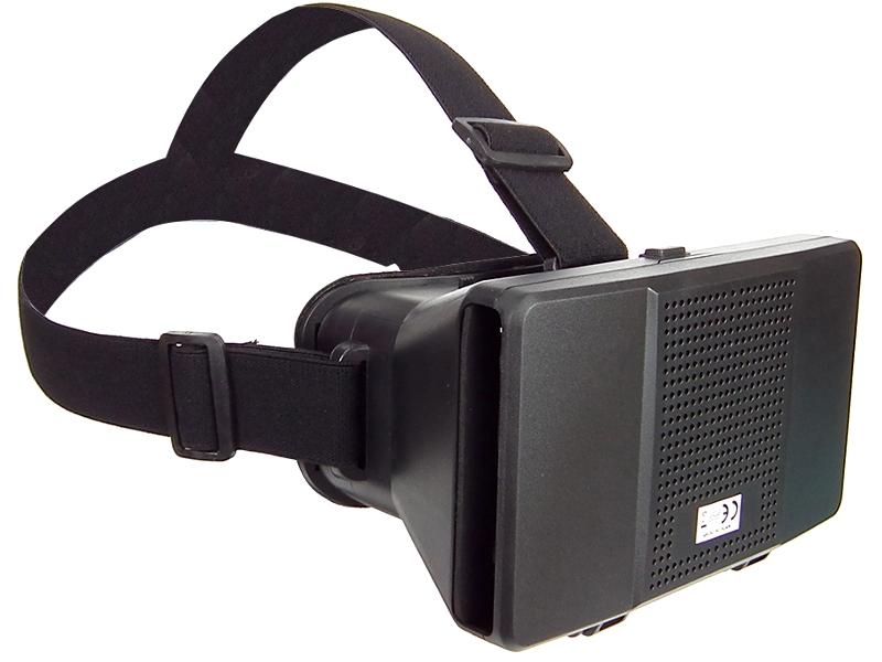 OKULARY VIRTUAL REALITY 3D 360 VR GOGLE PLASTIKOWE