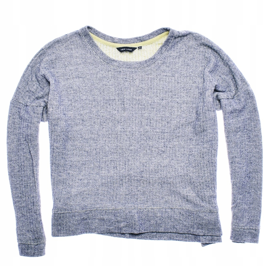 4425-16 NEW LOOK m#k SWETER MELANZ PUDELKOWY r.44