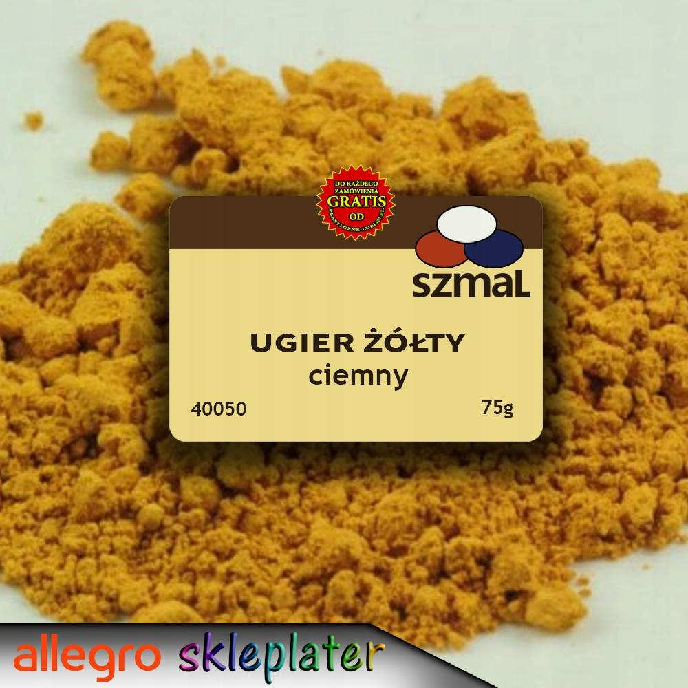 Pigment Ugier Zolty Ciemny 75g 40050 Od Later 8980988438 Oficjalne Archiwum Allegro