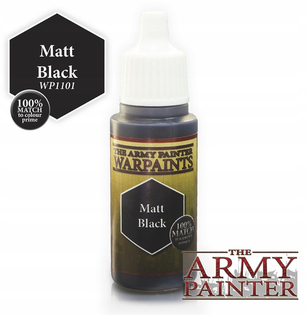 Army Painter Matt Black