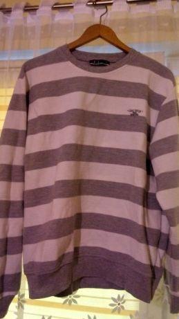 PACZKA ubrań męskich 6 RZECZY koszule i sweter L