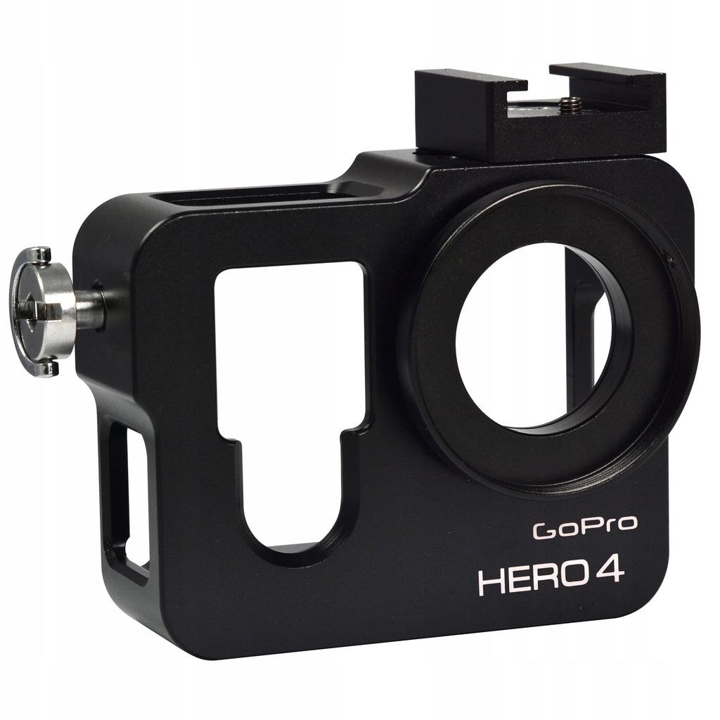 Obudowa ochronna Gopro Hero 4 z filtrem GP-029