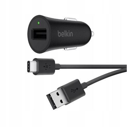 Belkin Quick Charge 3.0 Car Charger F7U032bt04 Bla