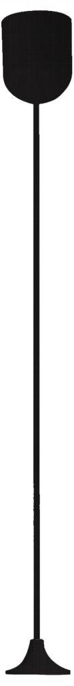Linka czarna z osłonką LINKA 85-10629 Candellux