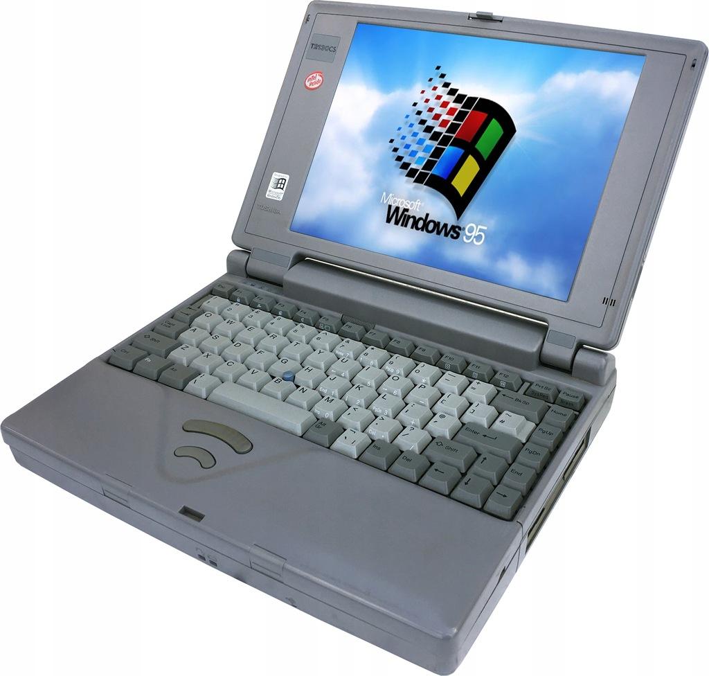 Laptop Retro Toshiba T2130CS