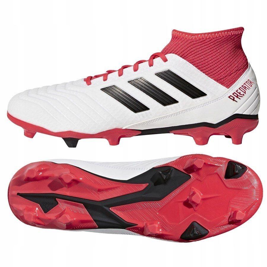 Buty Piłkarskie adidas Predator 18.3 Korki 45 13