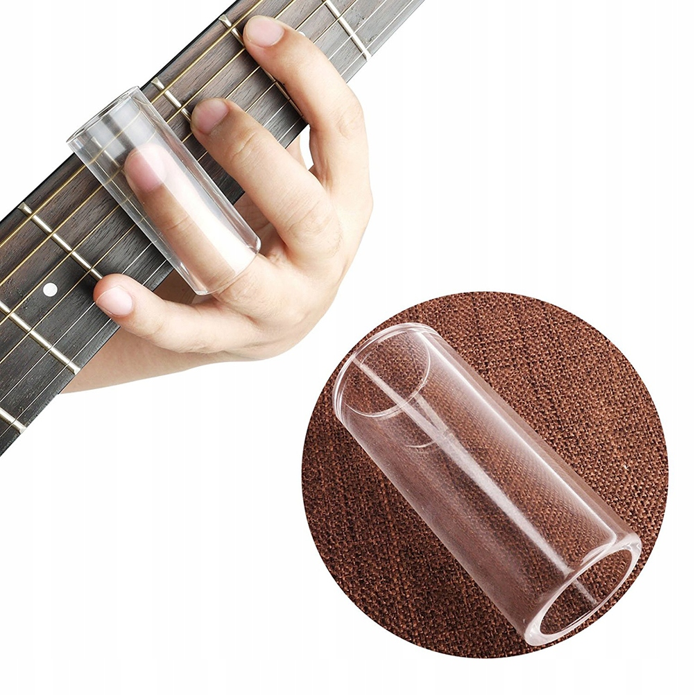 3PCS High Quality Pretty Guitar Slides Medium Bott