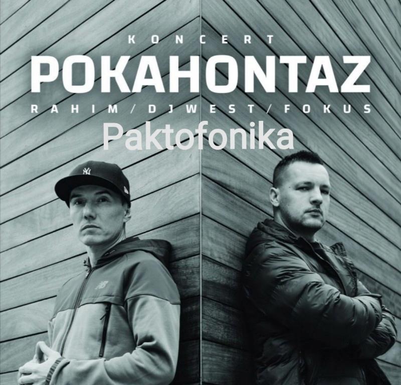 Domeny Premium Paktofonika.pl i Pokahontaz.pl