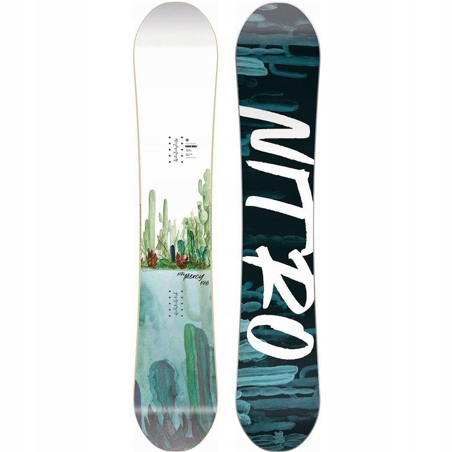 Deska snowboardowa NITRO Mercy z 2050PLN 142