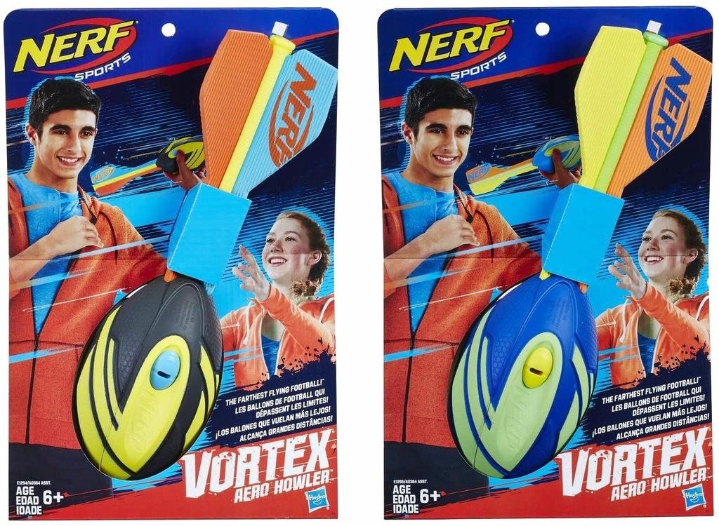 RAKIETA DO RZUCANIA Nerf Vortex Aero Howler