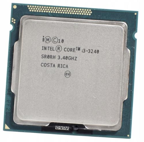 INTEL CORE i3-3240 2x 3.4GHz s.1155 + PASTA FV 23%