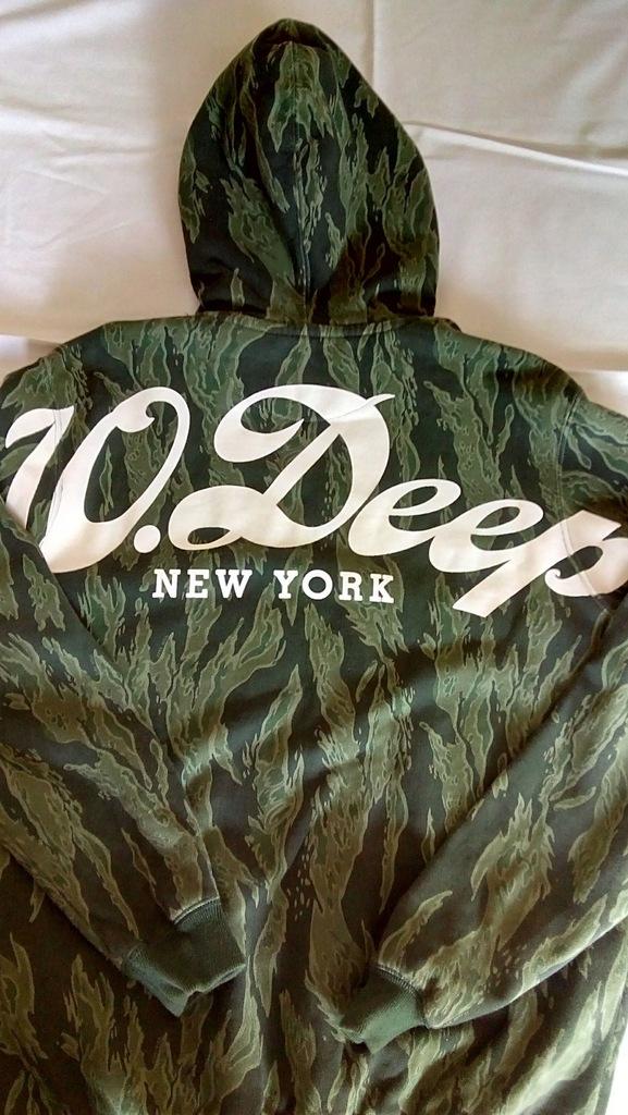Bluza 10.Deep moro rozmiar M
