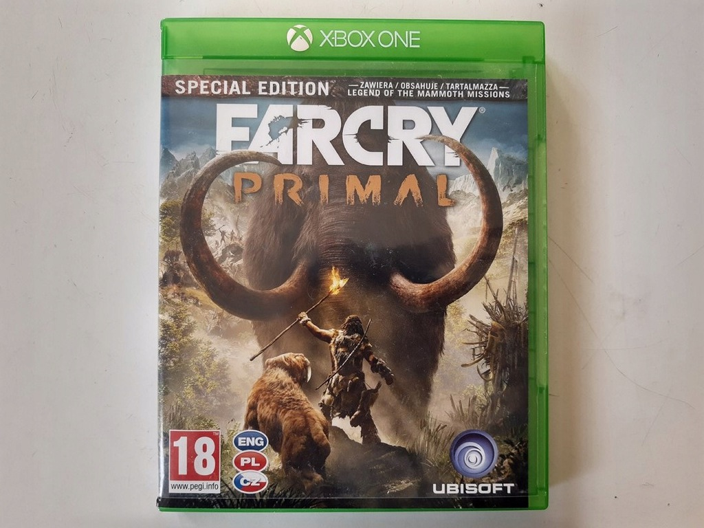 GRA XBOX ONE FARCRY PRIMAL $EDY