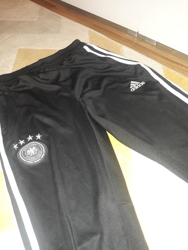 Spodnie Adidas z suwakami w nogawkach Slim fit