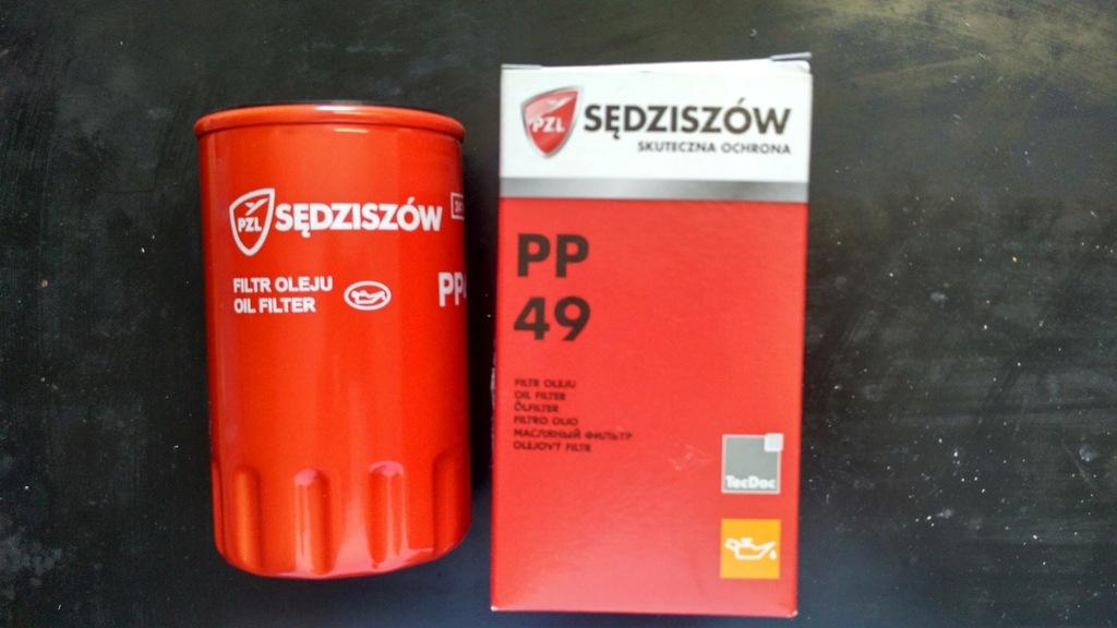 Filtr oleju silnika MF3 PP-49