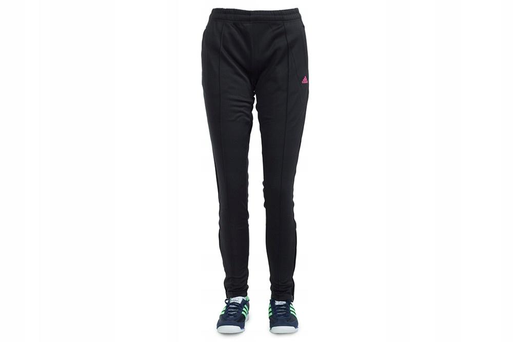 dopasowane spodnie dresowe Adidas Damskie L41938 www