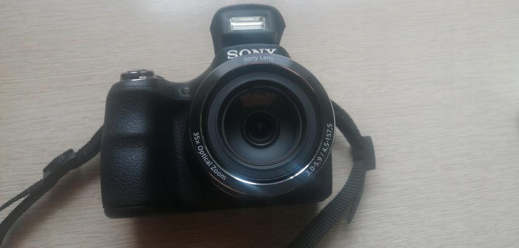 Aparat fotograficzny Sony Cyber-shot DSC-H300