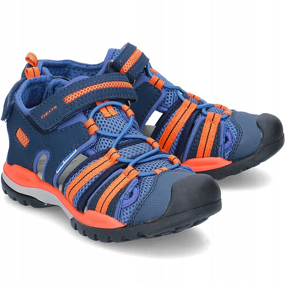 Geox Junior Borealis Sandały Dziecięce R.35