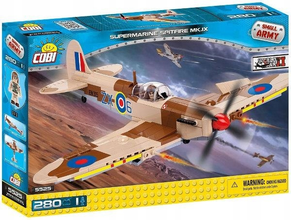 ND17_CB-5525 COBI 5525 Small Army Supermarine Spit