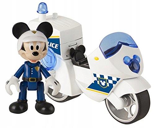Mickey Mouse 182349MM2 motocykl policyjny