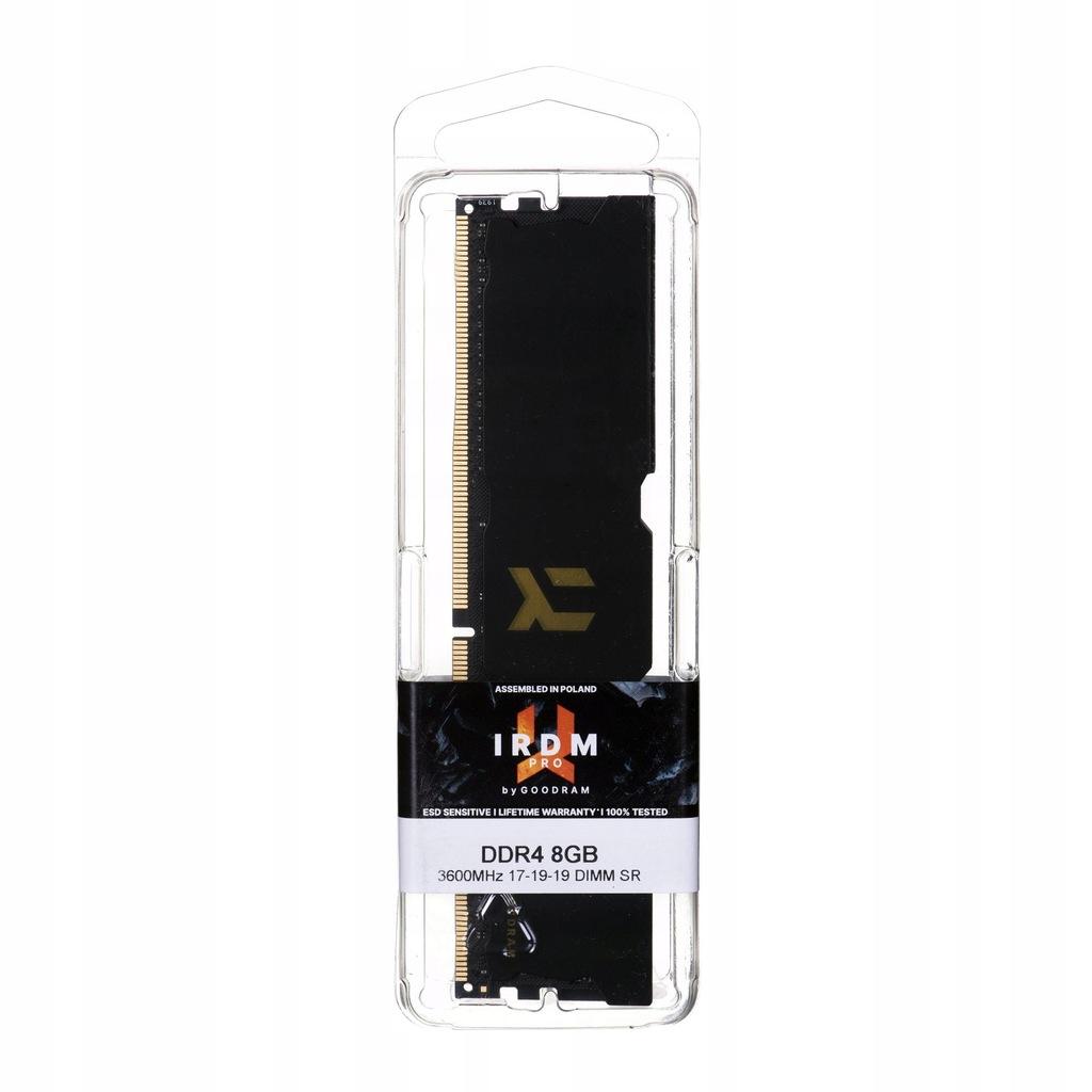 Pamięć GoodRam IRDM PRO IRP-3600D4V64L17S/8G DDR4