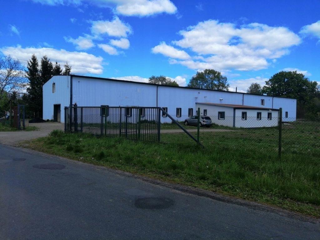Magazyny i hale, Goleniów, Goleniów (gm.), 839 m²