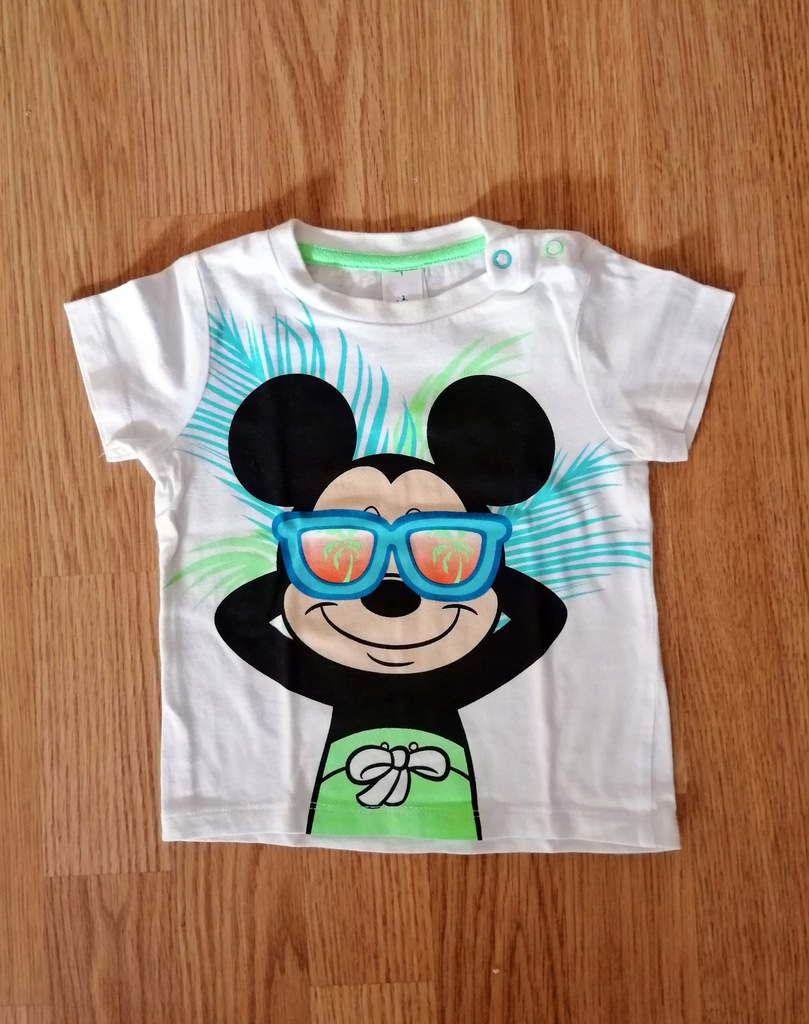 DISNEP BABY t-shirt bluzeczka Myszka Miki 80