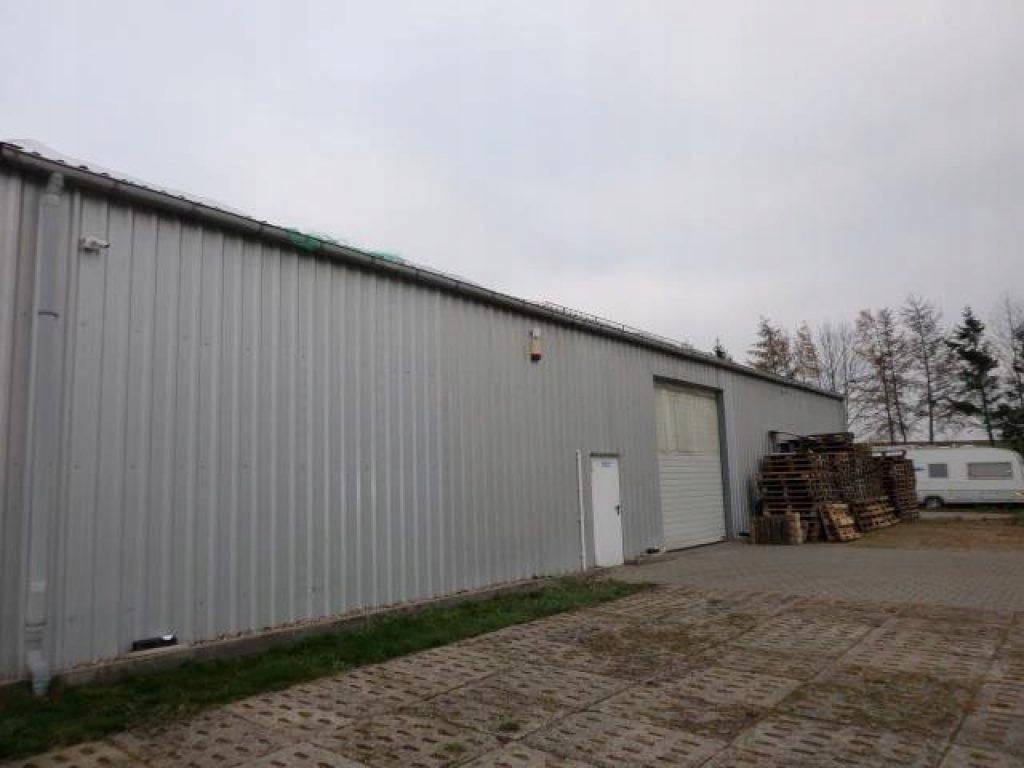 Magazyny i hale, Ustronie Morskie, 380 m²