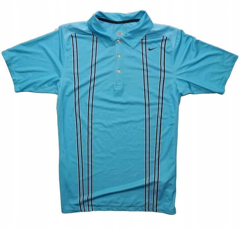 Nike TENIS M koszulka do gry w tenisa ODDYCHAJĄCA