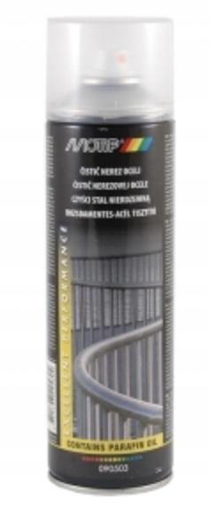 Preparat do czyszczenia stali A4 MOTIP 500ml