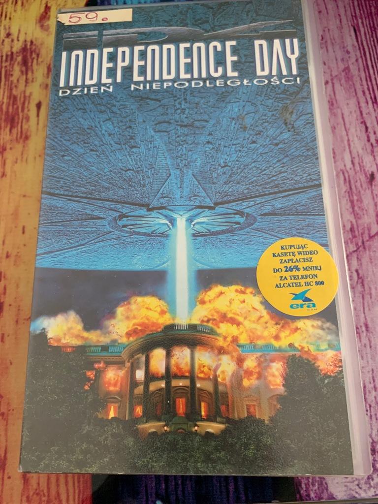 Dzień Niepodległości VHS