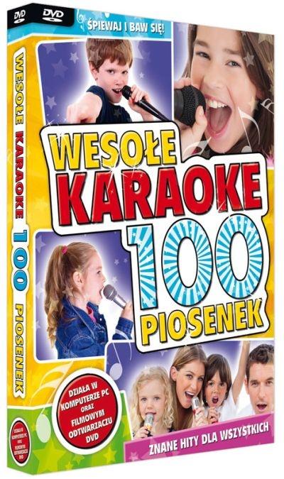 100 piosenek dla dzieci Wesołe Karaoke