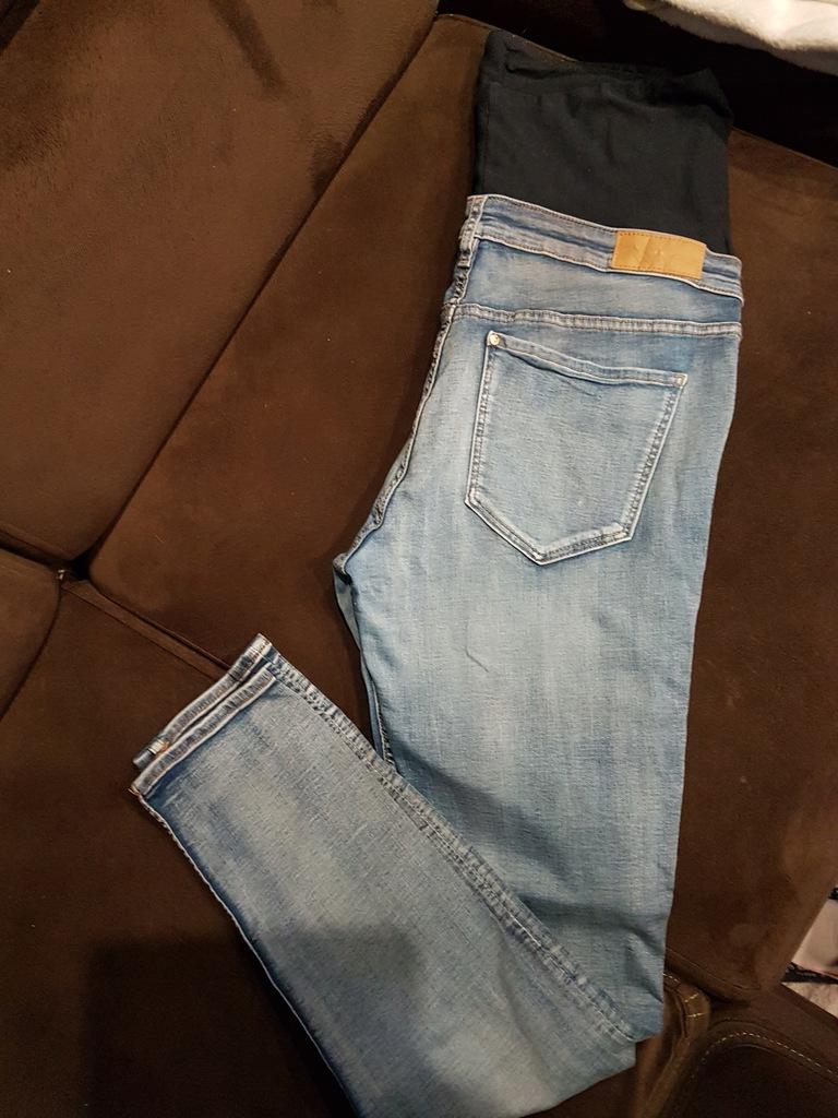 Spodnie ciążowe H&M MAMA roz. 44