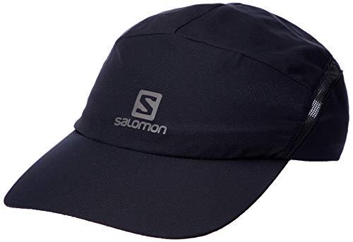 Salomon czapka z daszkiem treningowa M/L czarna