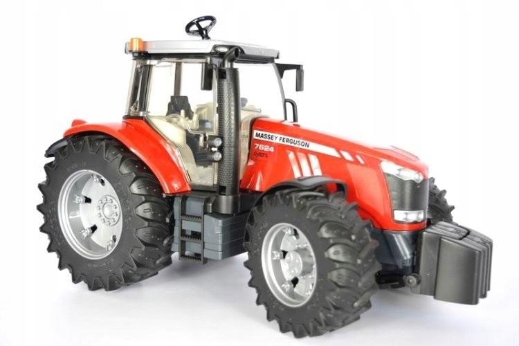 BRUDER Traktor Massey Ferguson 7600