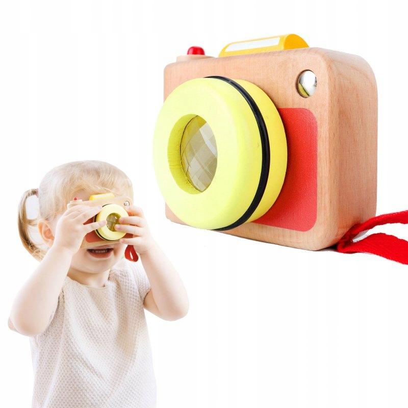 Aparat Fotograficzny dla Dzieci Classic World