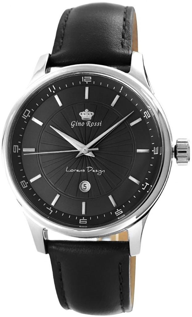 Zegarek Męski GINO ROSSI 11652A3-1A1