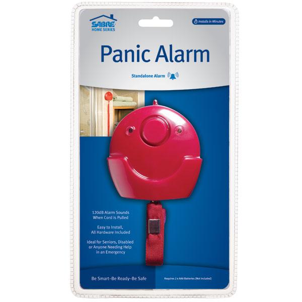 SABRE PANIC ALARM bezpieczeństwa nagły wypadek