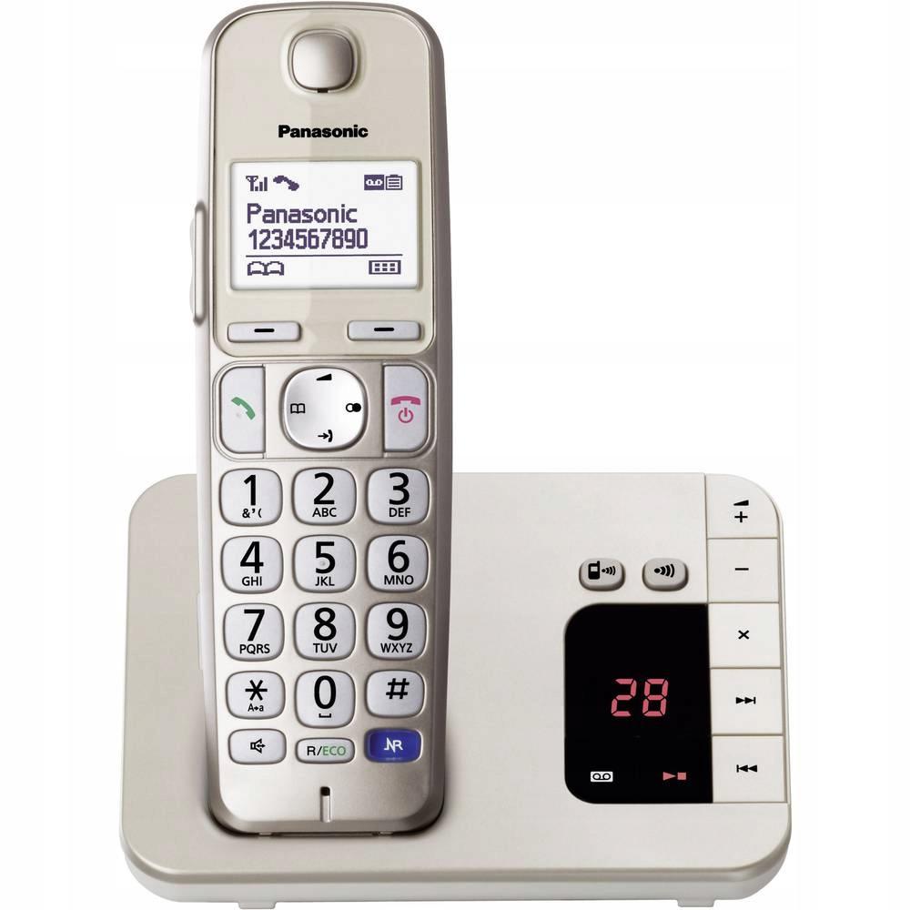 PANASONIC KX-TGE 220 TELEFON BEZPRZEWODOWY SEKRETA