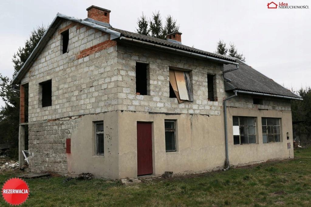 Magazyny i hale, Grabownica Starzeńska, 110 m²