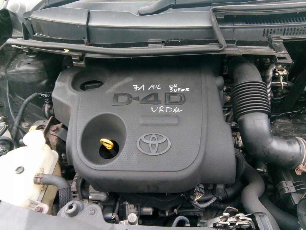 Toyota Urban Cruiser 09 Silnik 1 4 D4d 8497479214 Oficjalne Archiwum Allegro