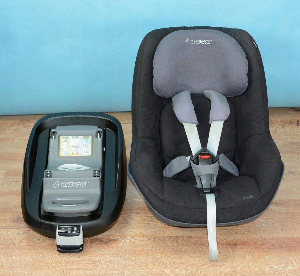 Fotelik Maxi-Cosi Pearl 9-18 kg i baza Familyfix