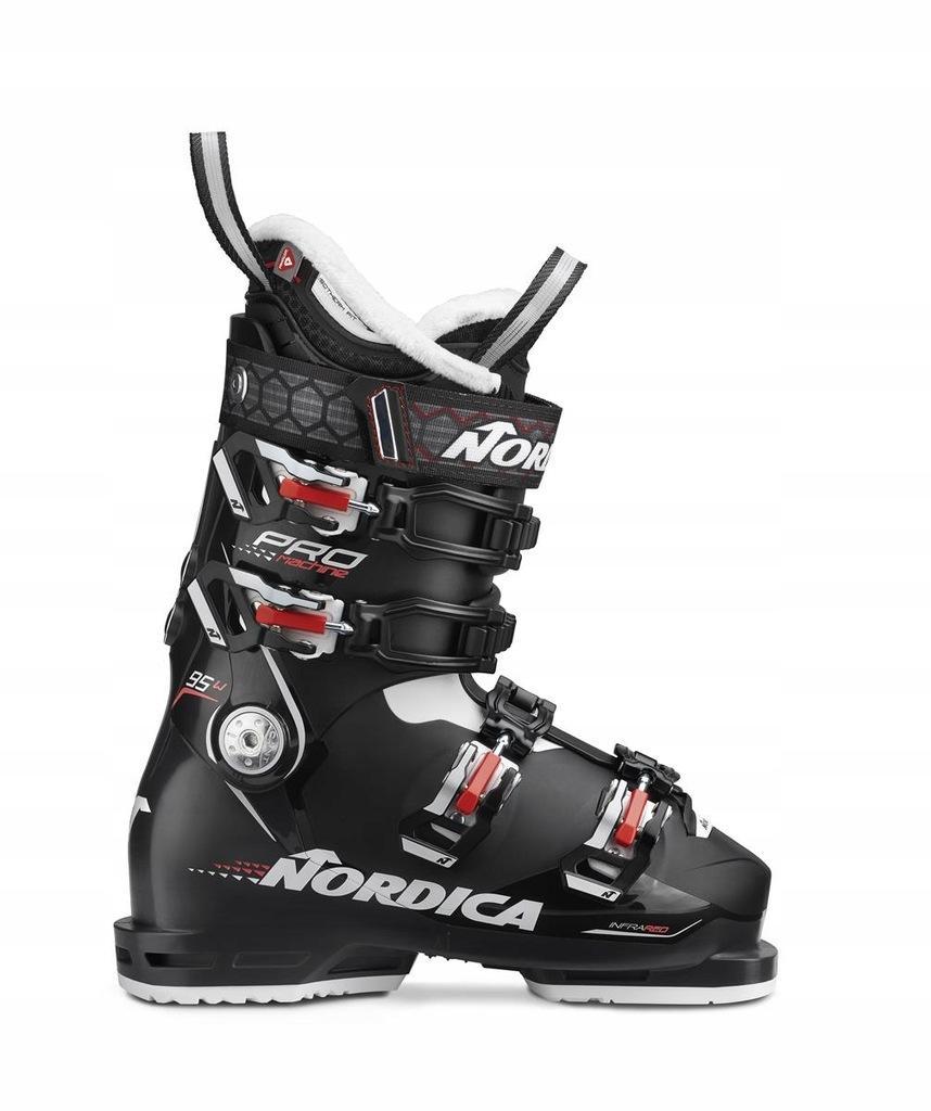 Buty narciarskie Nordica Promachine 95 W Czarny 25