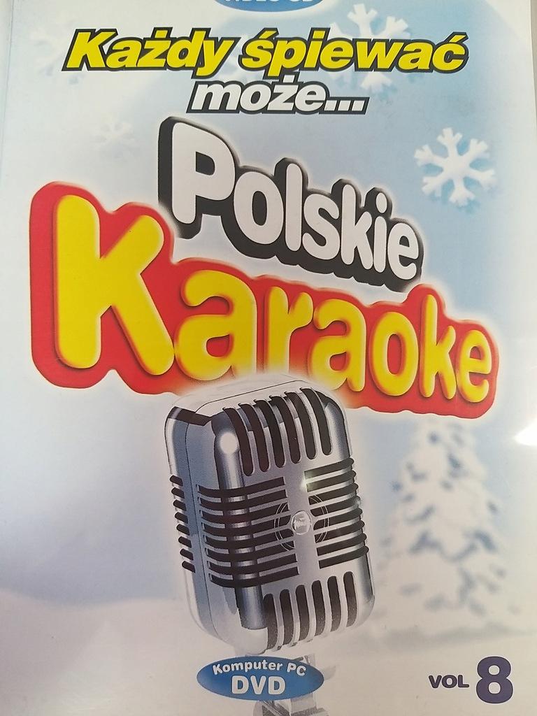 POLSKIE KARAOKE VOL 8 DVD BOX 85