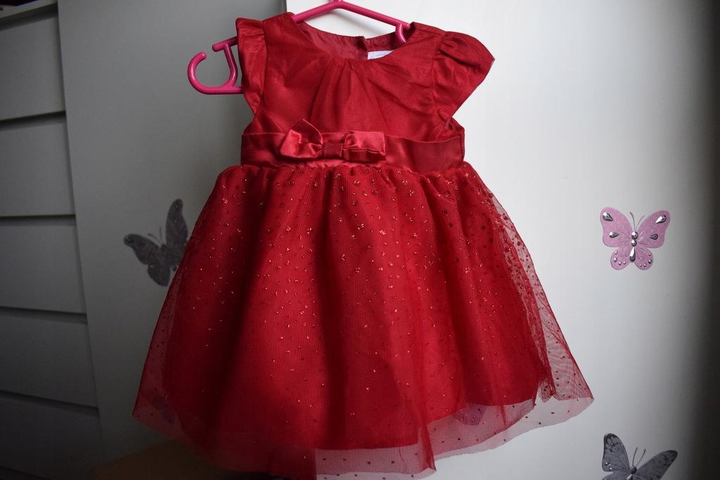 Sukienka roz 62