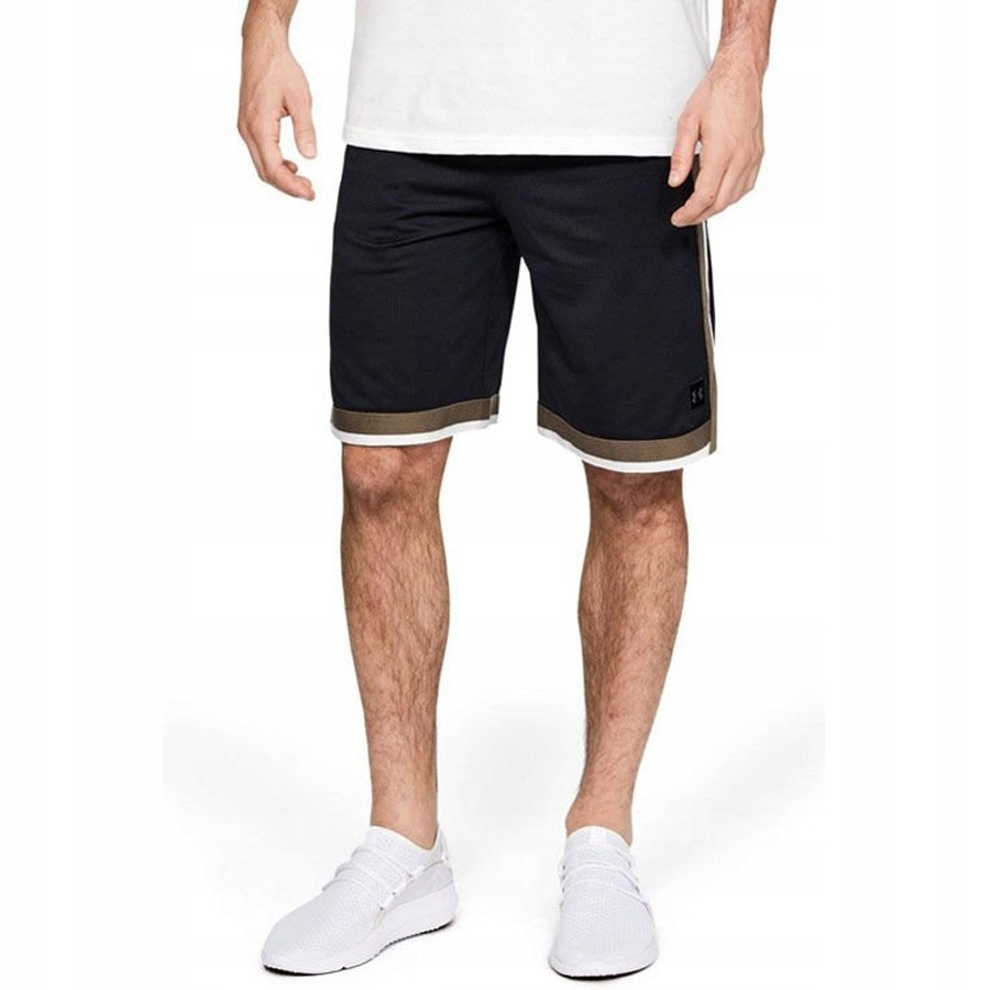 UNDER ARMOUR SPORTSTYLE MESH SH ~L~ Szorty Męskie