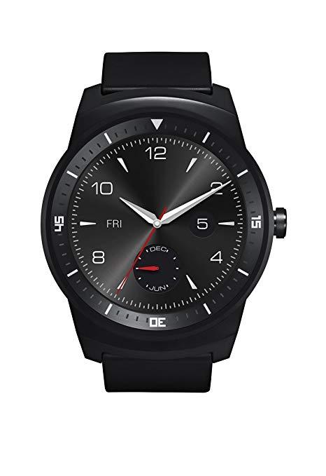 Smartwatch Lg G Watch R Czarny 7949985930 Oficjalne Archiwum Allegro