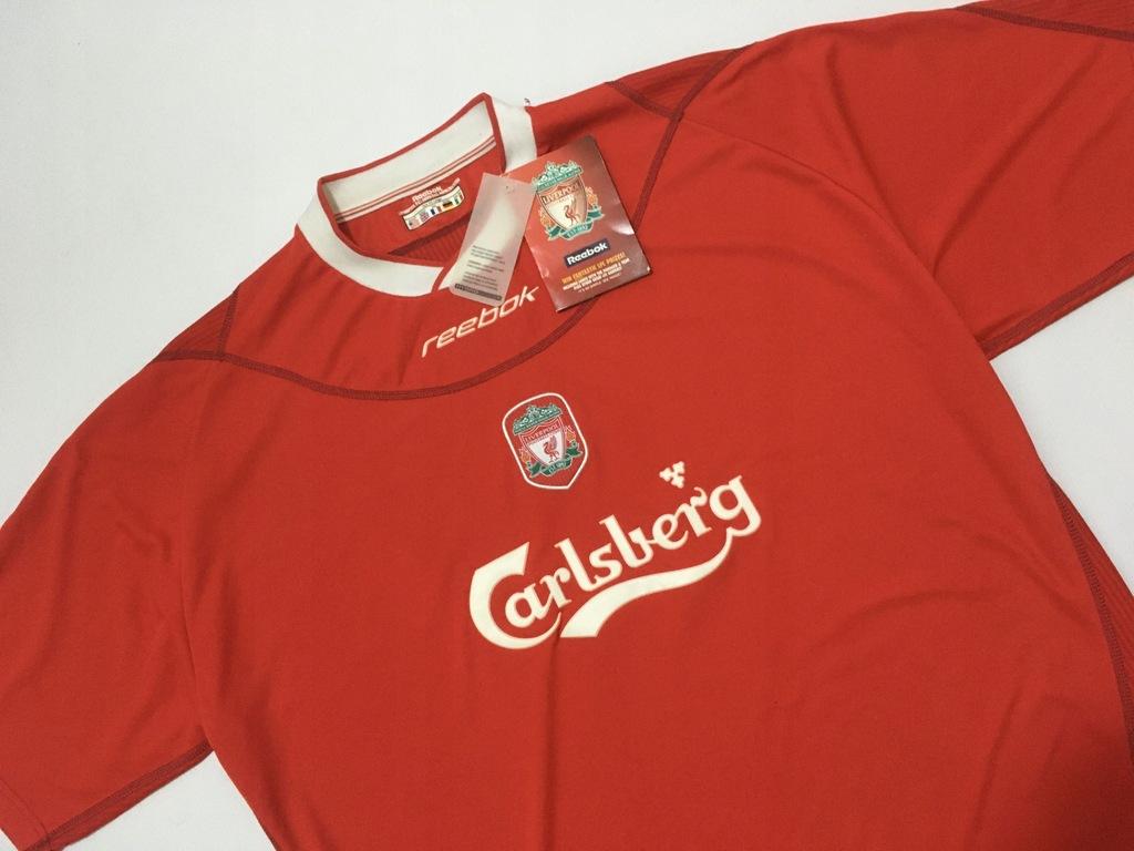 NEW REEBOK LIVERPOOL FC 2002/04 roz XXL