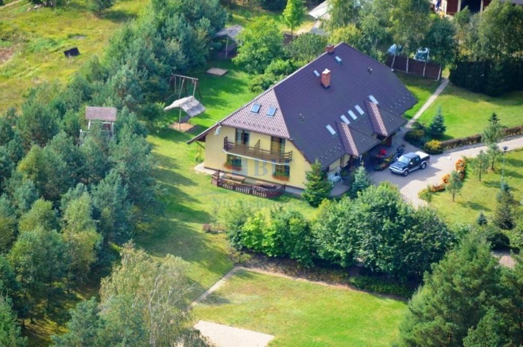 Dom, Łubowo, Borne Sulinowo (gm.), 600 m²