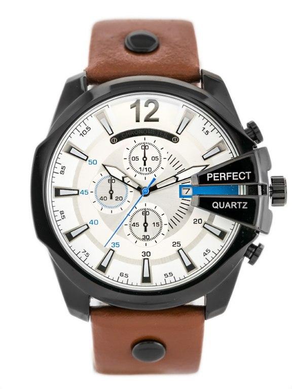 NOWOŚĆ zegarek PERFECT DERO / 4 kolory pasek